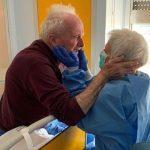 Jubilado de 72 años venció al covid-19