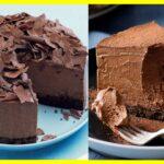 Tarta de Mousse de Chocolate sin Gluten