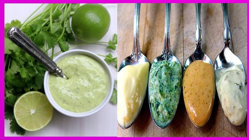 4 recetas de mayonesa que no puedes dejar de preparar en casa La mayonesa es una de las salsas más famosas del mundo, ya que sirve para acompañar