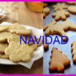 Galletas de navidad para diabéticos